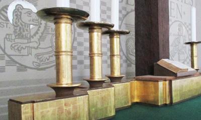 Restaurierung historischer Objekte